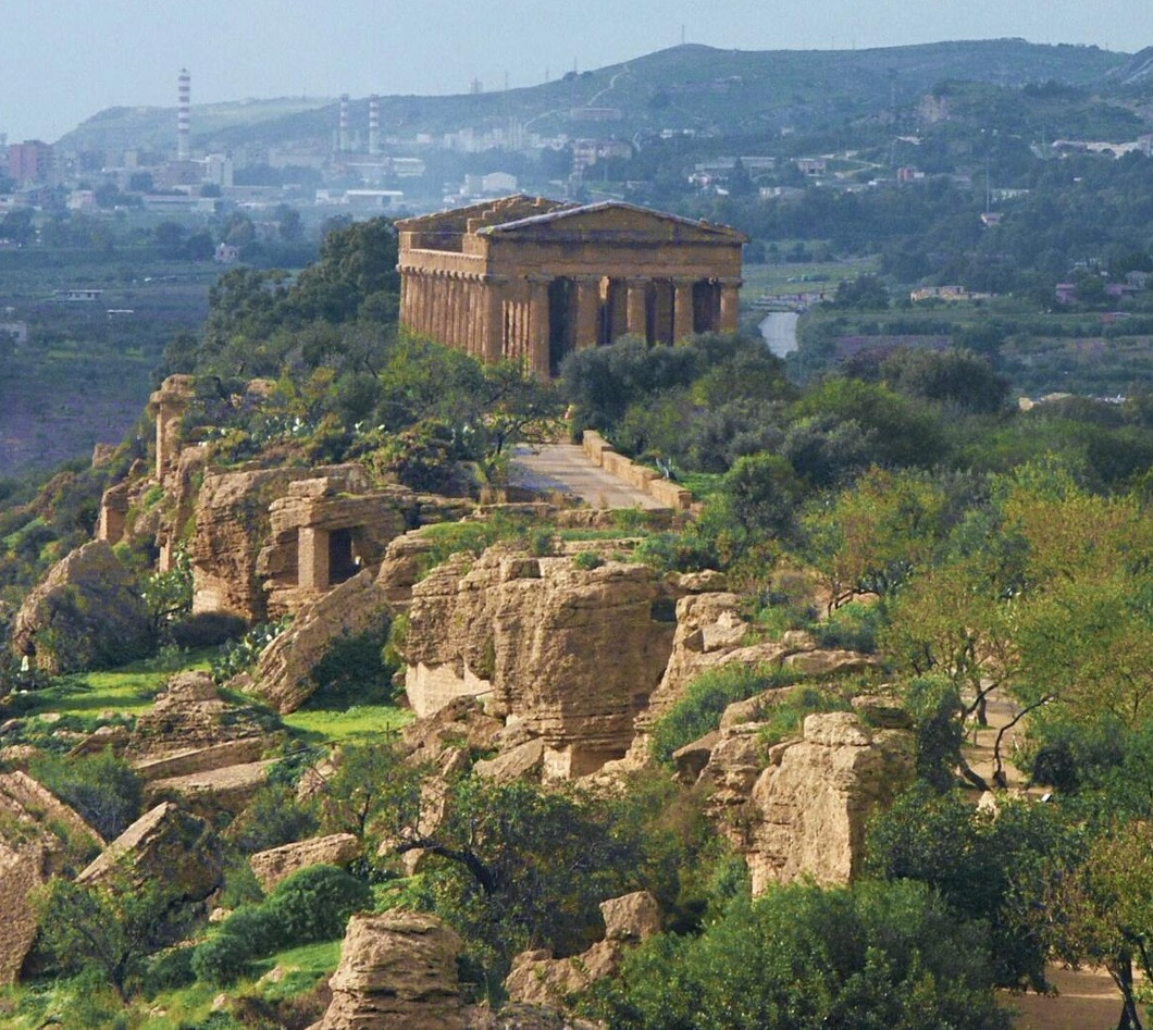 Agrigento beaches for Foto top